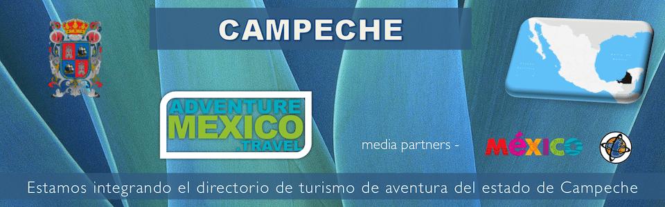 turismo de aventura en campeche mexico