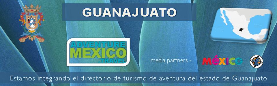 Guanajuato turismo de aventura