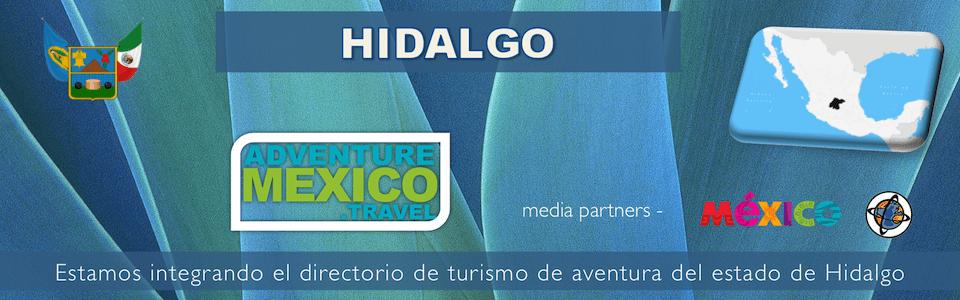 Hidalgo turismo de aventura