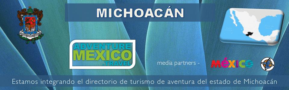 Michoacan turismo de aventura
