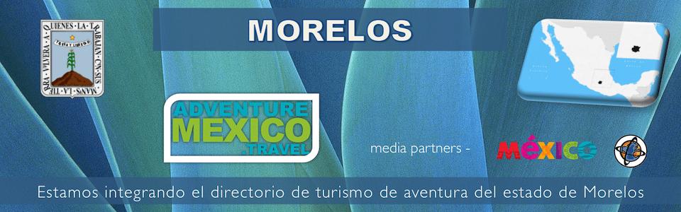 Morelos turismo de aventura