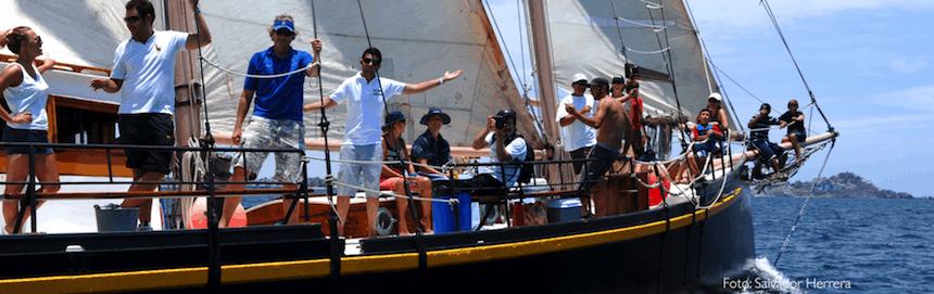 veleros velerismo tours sailing mexico