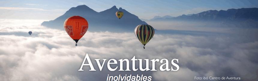 vuelo en globo mexico