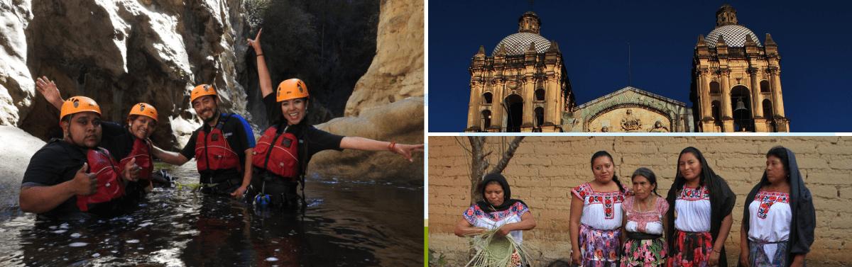 banner oaxaca turismo aventura y ecoturismo en adventure mexico travel