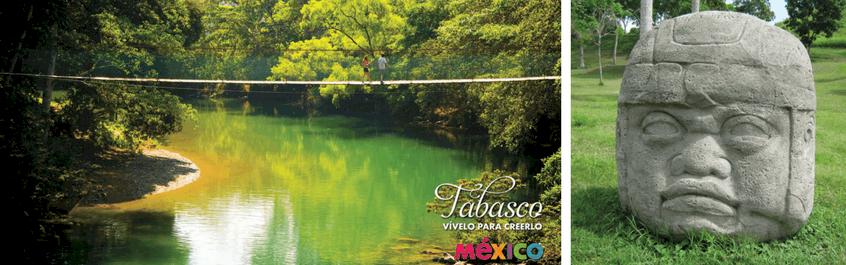 banner tabasco turismo aventura mexico