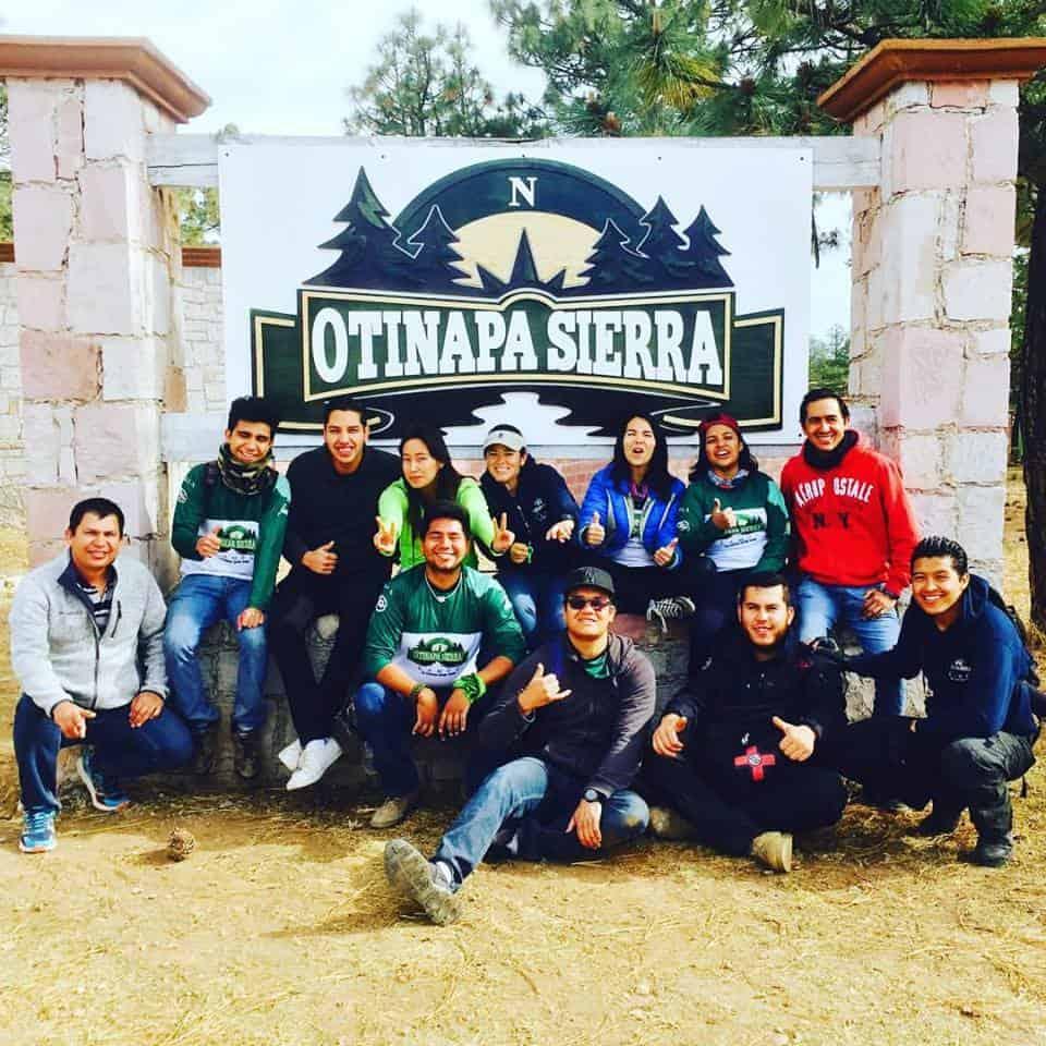 otinapa sierra camps durango grupos