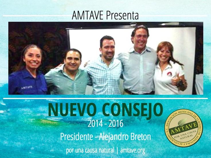 consejo amtave 2014-2016