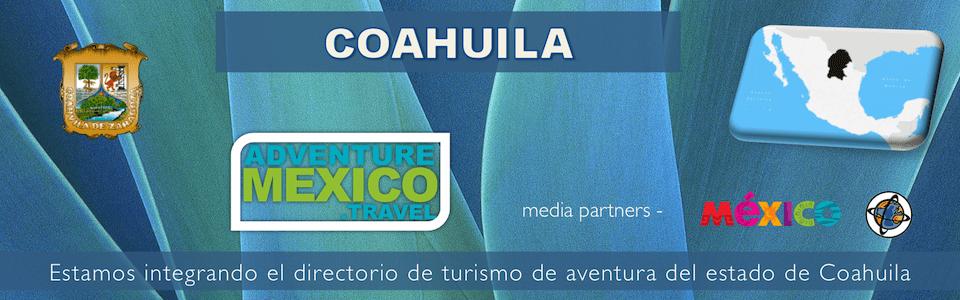 Coahuila turismo de aventura