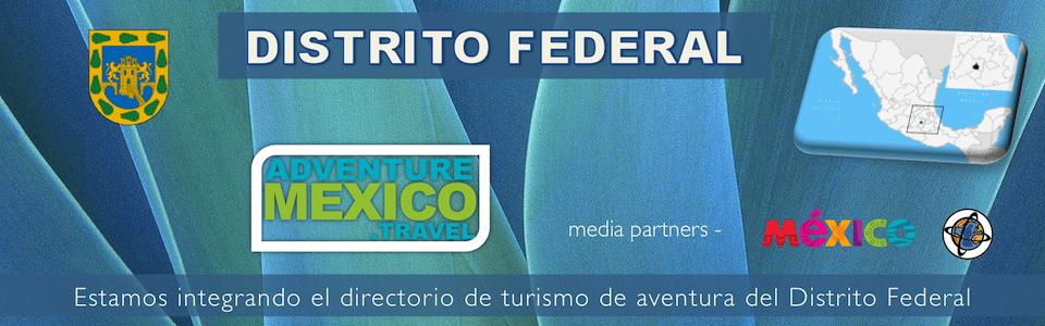 Distrito Federal turismo de aventura
