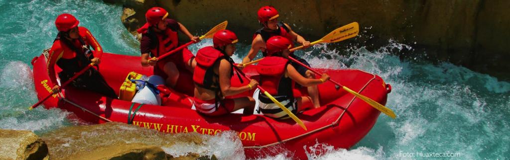 rafting en mexico aventura