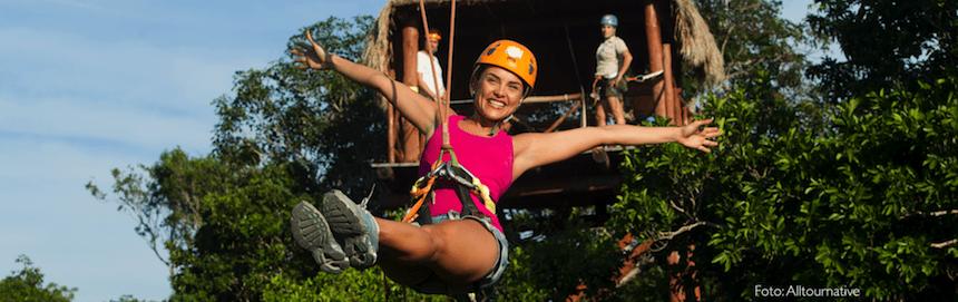 tirolesas adventure mexico travel turismo aventura