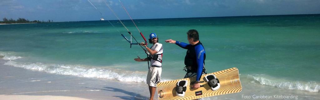 kiteboarding en mexico