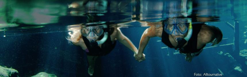snorkel tours en mexico