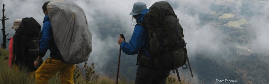 trekking en mexico