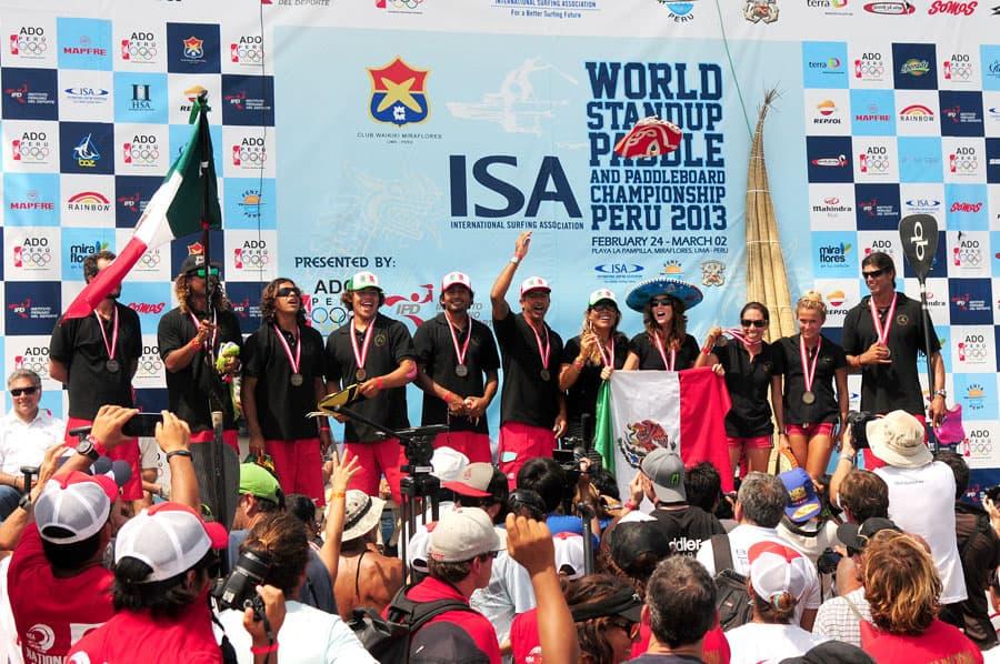world sup championships isa mexico 2014