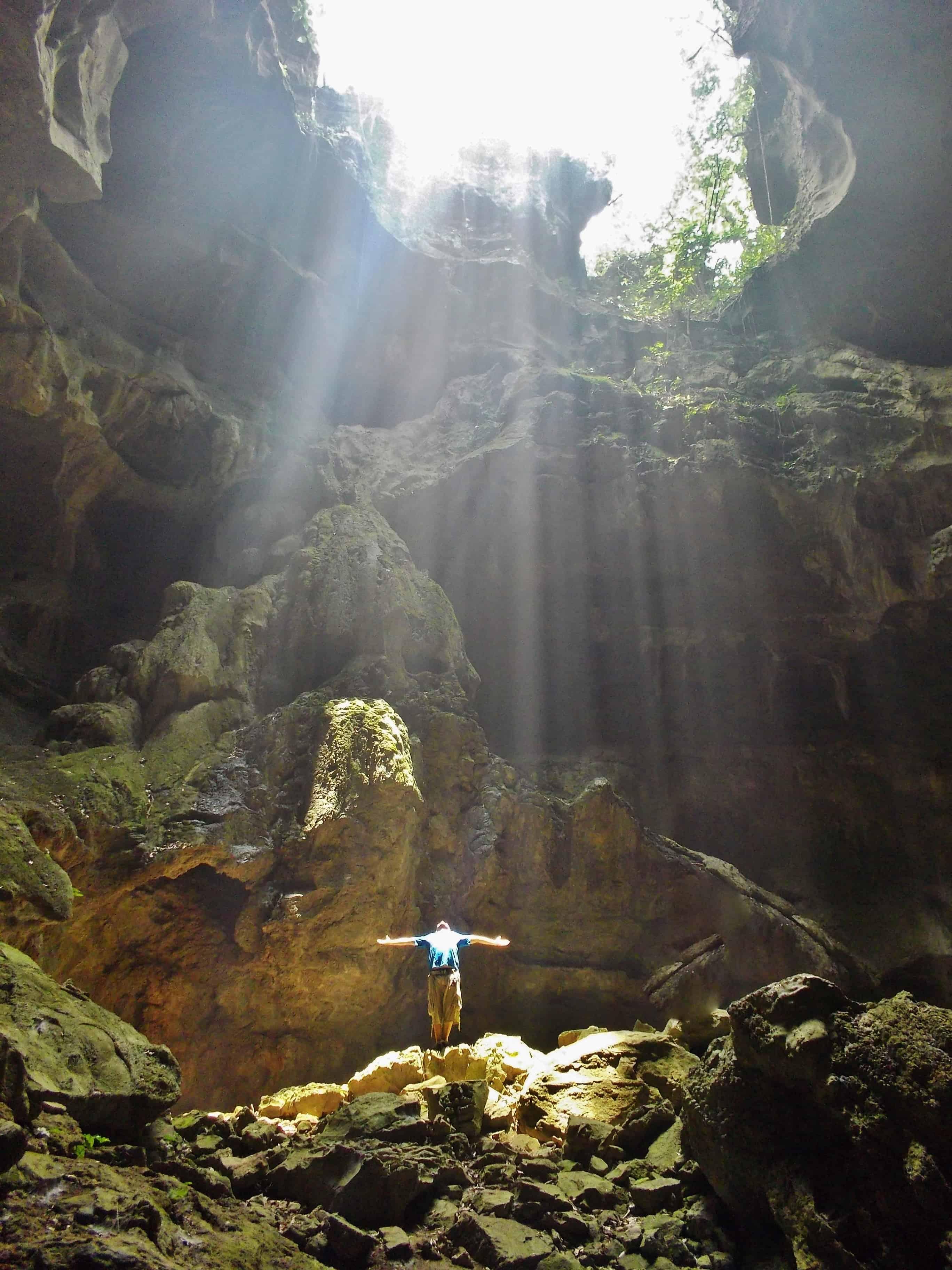 Cuevas de Mantetzulel.