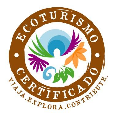 logo ecoturismo certificado mexico