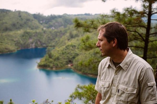 Allan Rhodes - Coordinador General. Ecoturismo Genuino