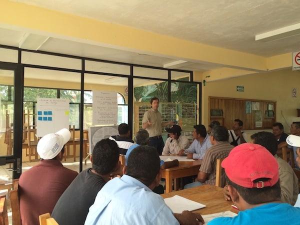 cursos capacitacion ecoturismo genuino mexico