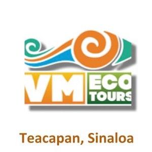 logo VP EcoTours Teacapan Sinaloa