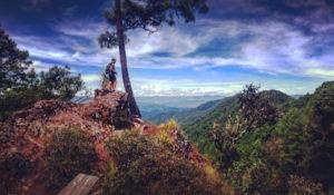 montañas sierra norte de Oaxaca excursiones
