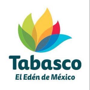 tabasco el eden de mexico logo