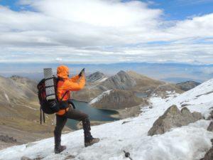 curso guias de turismo de naturaleza nevado de toluca