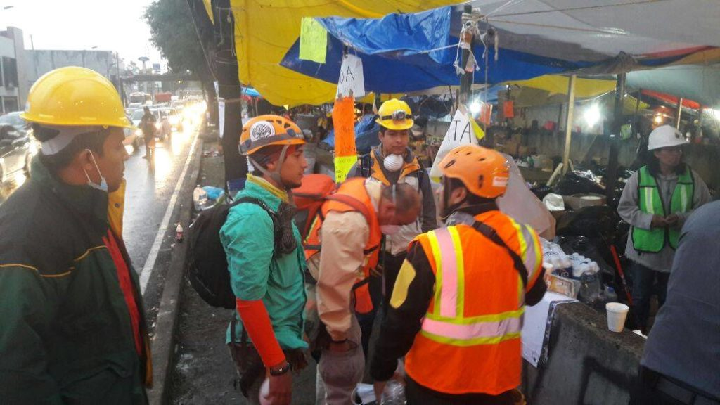 ecoexperiencias chiapas sismo 2017 rescatistas