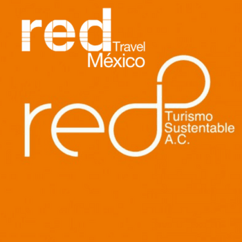 logo red travel mexico