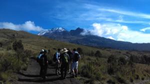 Experturismo Parque Nacional Iztaccíhuatl-Popocatépetl