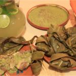 Servicio de alimentos regionales en el Centro Ecoturístico y Hostal Temachtiani Quetzalcóatl en Amatlán