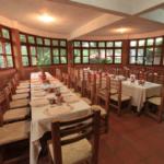 Comedor en el Centro Ecoturístico y Hostal Temachtiani Quetzalcóatl en Amatlán